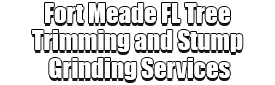Fort Meade FL Tree Trimming and Stump Grinding Services Logo-We Offer Tree Trimming Services, Tree Removal, Tree Pruning, Tree Cutting, Residential and Commercial Tree Trimming Services, Storm Damage, Emergency Tree Removal, Land Clearing, Tree Companies, Tree Care Service, Stump Grinding, and we're the Best Tree Trimming Company Near You Guaranteed!